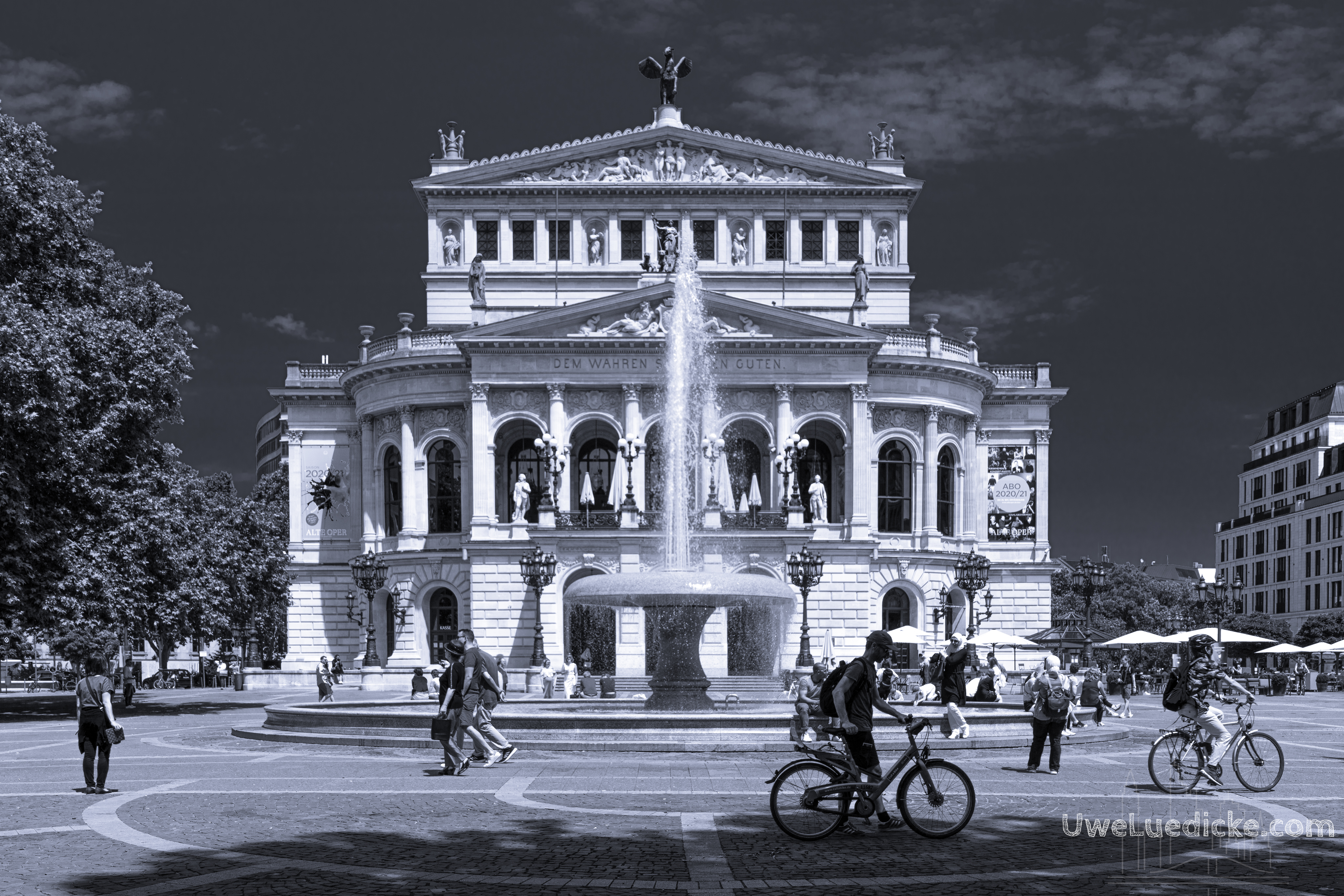 Alte Oper Frankfurt am Main