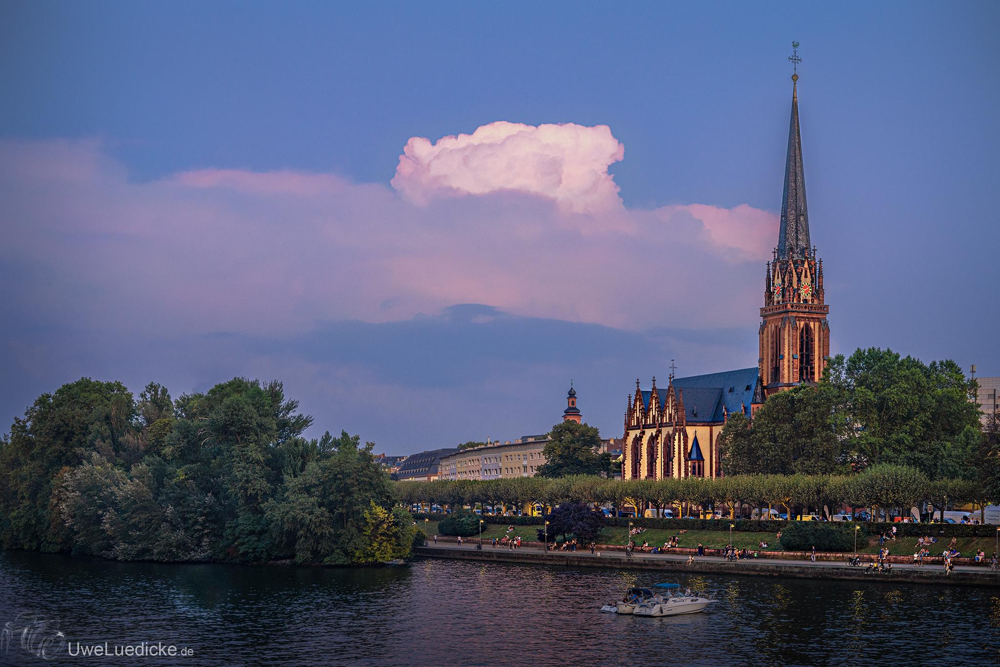Dreikönigskirche Frankfurt Sachsenhausen
