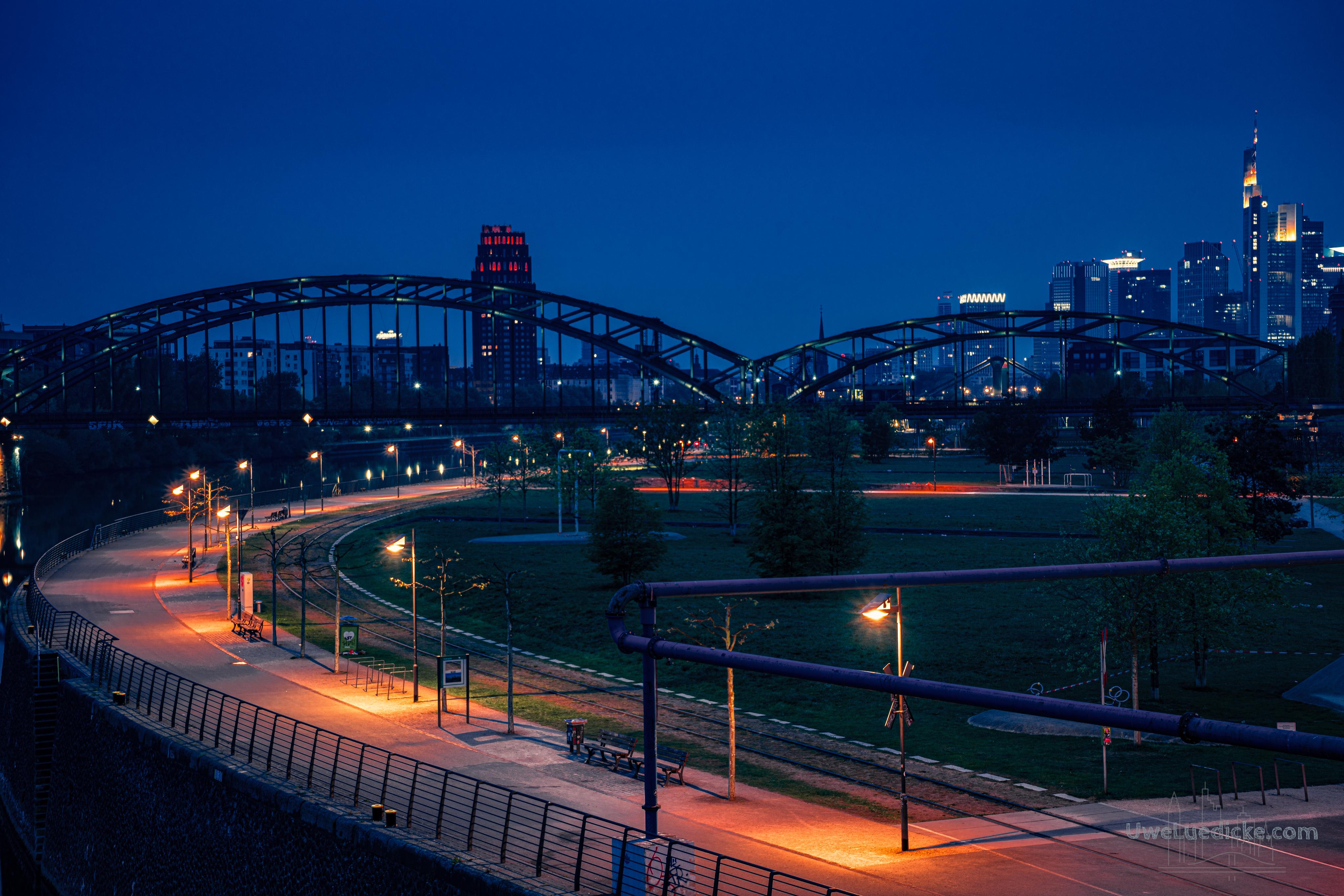 Osthafenpark Frankfurt am Main