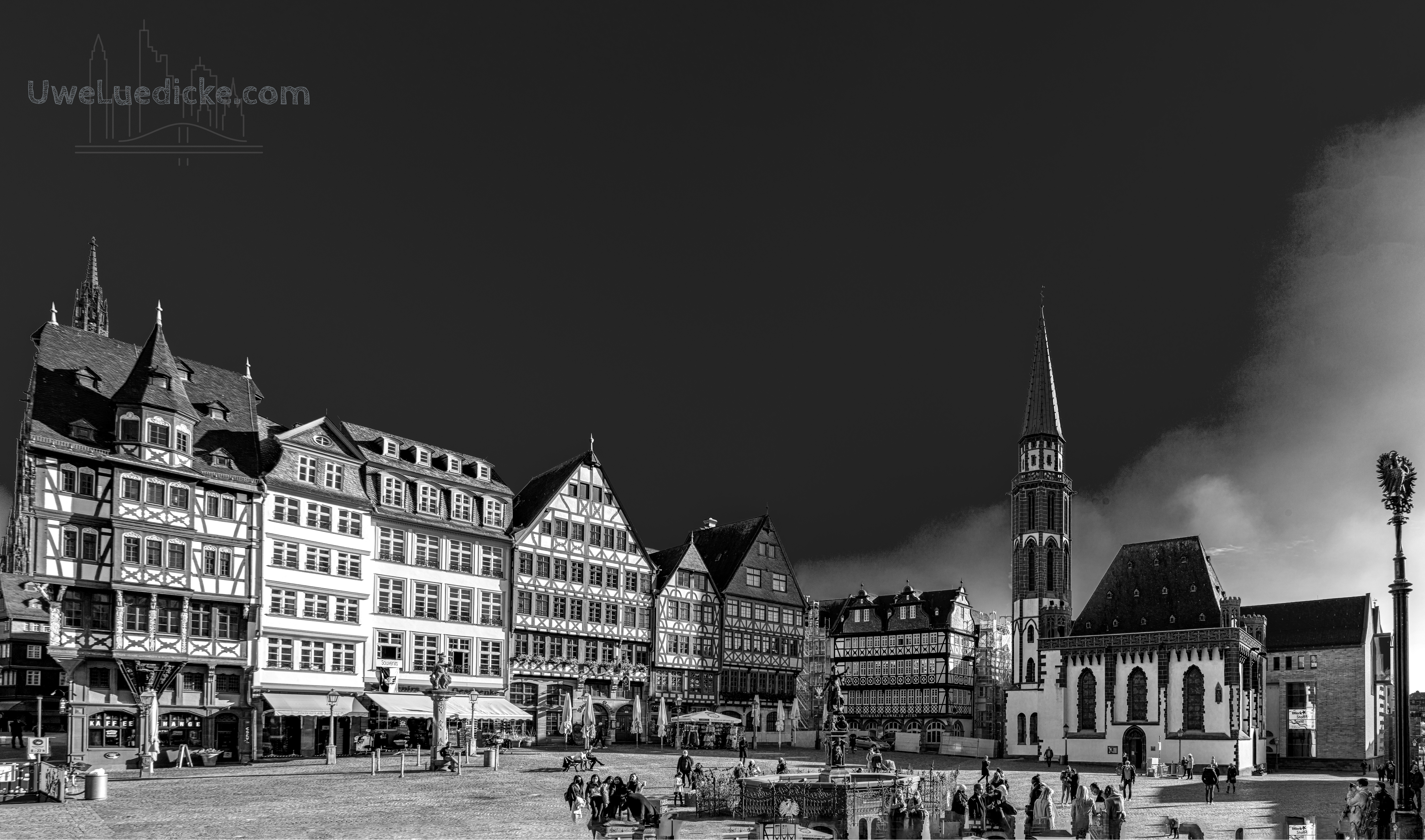 Römerberg Frankfurt am Main